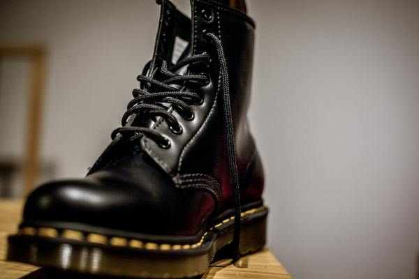 People share their best tips for breaking in Dr Martens