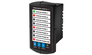 Precision Digital PD138 MINUMUX II 8-Input Temperature Scanner