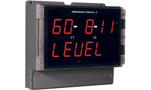 Precision Digital PD2-6001 Helios Feet & Inches Level Meter