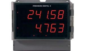 Precision Digital PD2-6400 Helios High Voltage & Current Meter