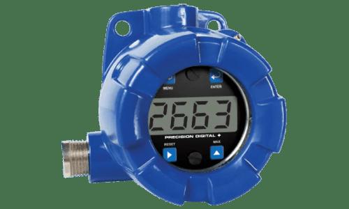 Precision Digital PD663 ProtEX-Lite Explosion-Proof Loop-Powered Meter