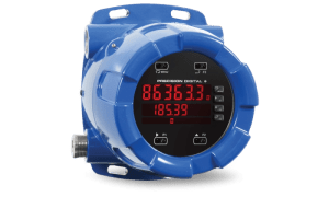 Precision Digital PD8-6363 ProtEX-MAX Explosion-Proof Dual Pulse Input Flow Rate/Totalizer