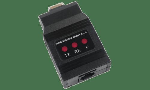 Precision Digital PDA1232 ProVu RS-232 Serial Adapter