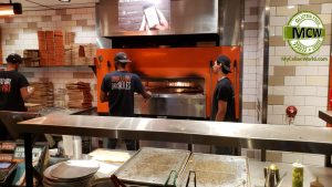 Blaze Pizza Unfollow The Rules - Gluten Celiac -Cross Contamination in Oven-mcw