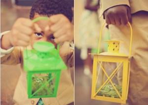 Les enfants à l'honneur : La lanterne