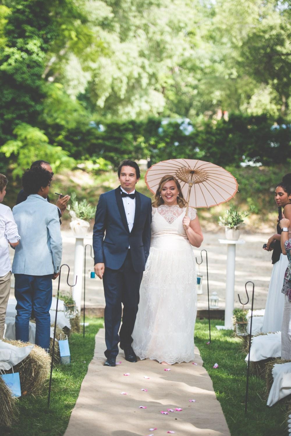 entrée des mariés cérémonie laïque
