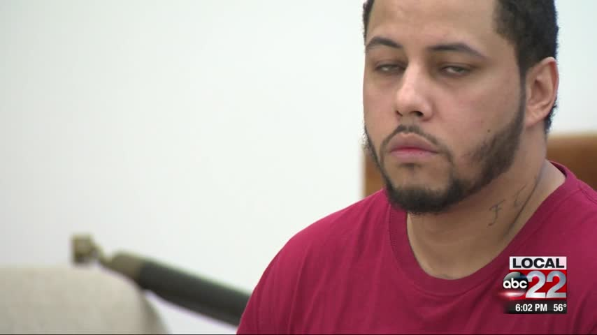 Caballero Pleads Not Guilty to Montpelier Fatal Shooting_43983872
