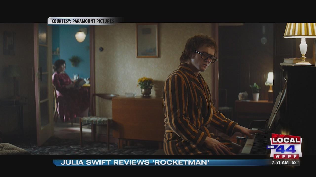 At The Box Office: 'Rocketman'