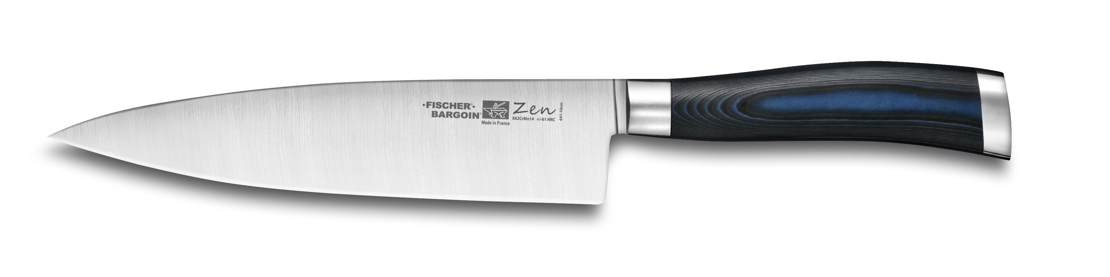 professional kitchen knives sweepstakes fischer zen chef 39s knife 20cm made in france