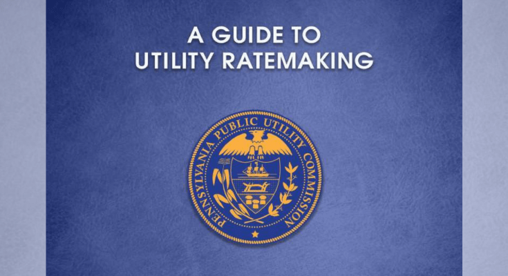 PUC Announces Availability of Updated Utility Ratemaking Guide