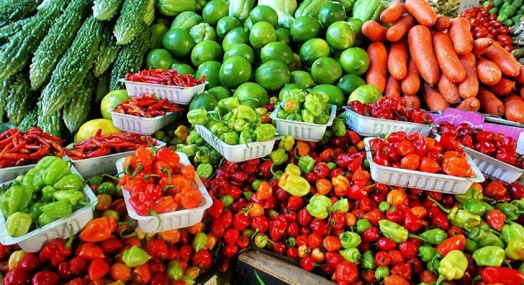 food, produce