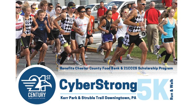 21st Century Cyber Charter School Is Hosting a 5K that Benefits the Chester County Food Bank