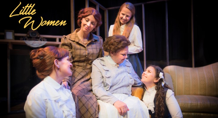 SALT Performing Arts Presents Little Women -- Book Clubs Take Note!