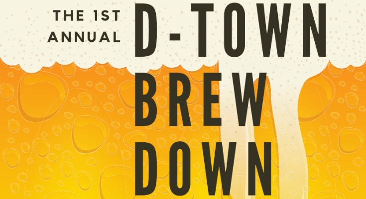 More than 30 Home-Brewed Beers at 1st Annual D'Town Brew Down