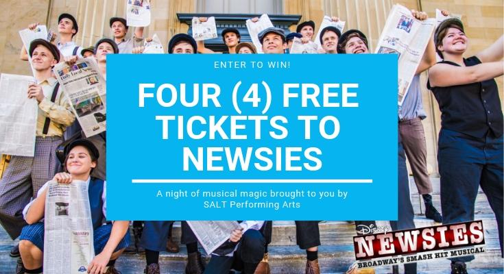 SALT Newsies Contest Banner