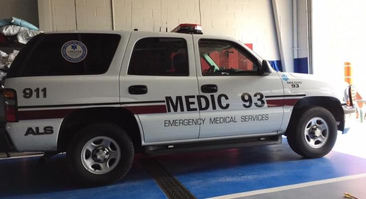Brandywine Hospital Medic 93 Receives 2019 Pennsylvania CARES Award