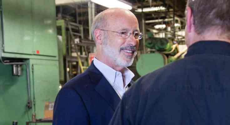 Governor Wolf Announces Investments to Bolster Pennsylvania's Workforce Skills