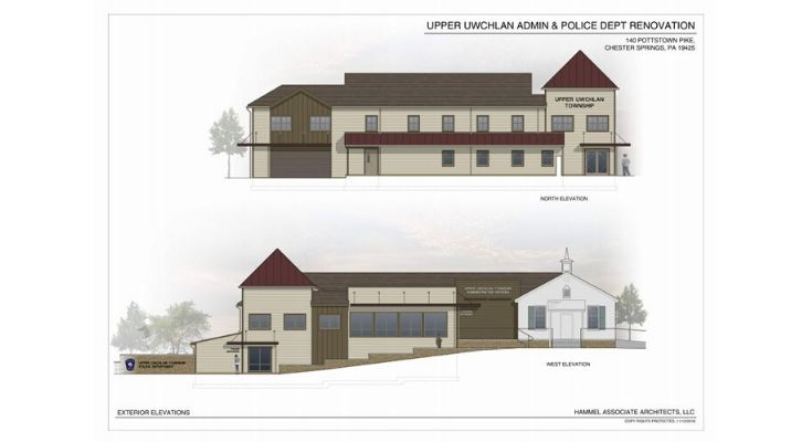 Upper Uwchlan Township Building Renovation and Expansion