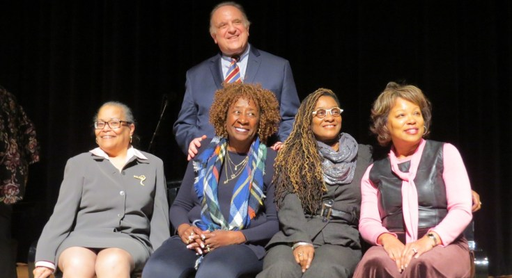 Dinniman: Lincoln University Recognized by the Toni Morrison Society