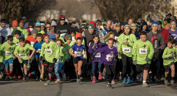 'Girls on the Run' and 'STRIDE 5K' Set for Saturday, December 7