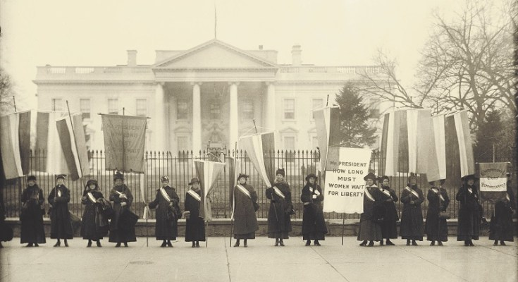 The Brandywine to Present Votes for Women: A Visual History in Commemoration of the 100th Anniversary of the Nineteenth Amendment