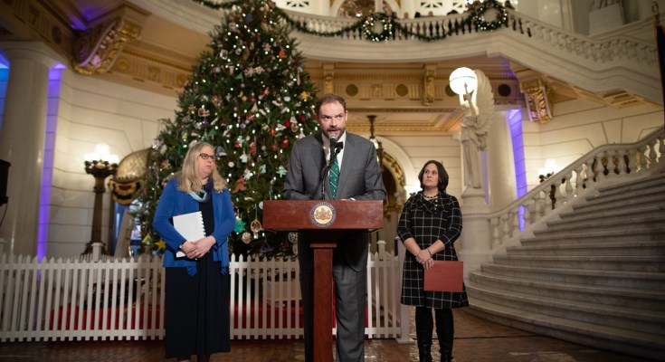 Wolf Administration Reminds Pennsylvanians of Mental Health and Substance Use Disorder Resources During the Holiday Season