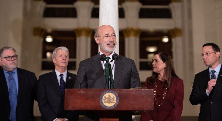 Gov. Wolf Signs Bipartisan Criminal Justice Reinvestment Initiative Bills