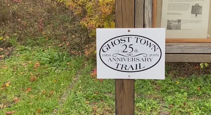Commonwealth Names the Ghost Town Trail as 2020 Trail of the Year