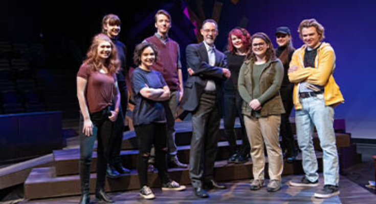West Chester University's Department of Theatre and Dance Shines at Regional Festival