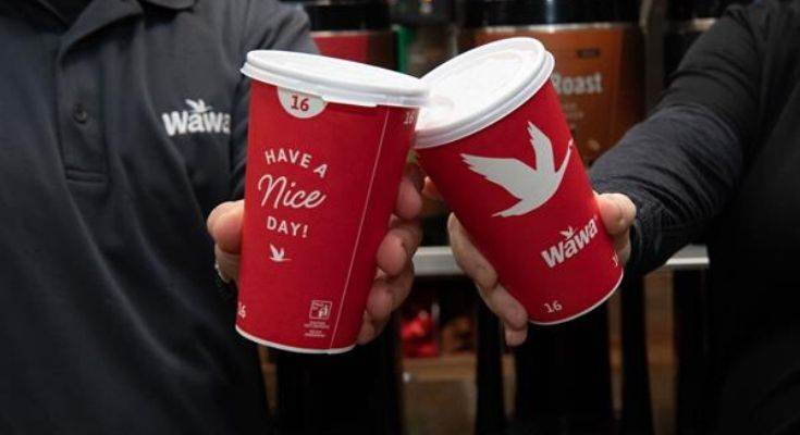 Wawa Reaches Goal of 100% Sustainably Sourced Coffee, Toasts New Year with New Red Cup and New Reserve Brews