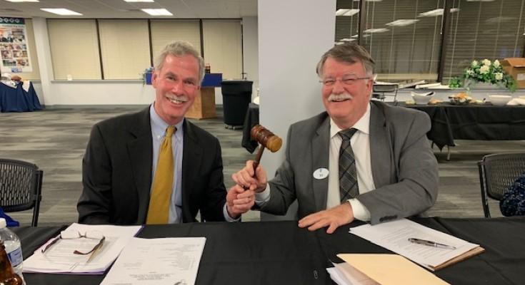 Jim Horn Began His Term as YMCA of Greater Brandywine Board Chair