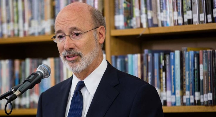 Governor Wolf: Nellie Bly Scholarship Program Will Benefit West Chester University Students