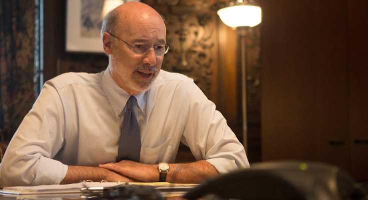 Teacher Makes Case For Raising Minimum Salary in Call with Gov. Wolf