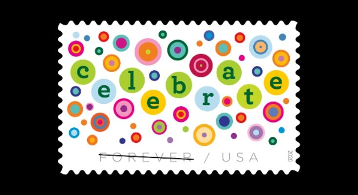 U.S. Postal Service Issues New Stamp to Celebrate