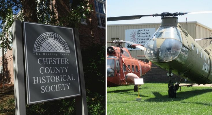 Comitta Applauds $24K in Grants to Preserve Chester County History
