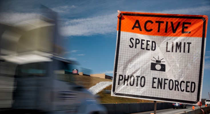 PennDOT, PA Turnpike Announce the Start of Automated Work Zone Speed Enforcement