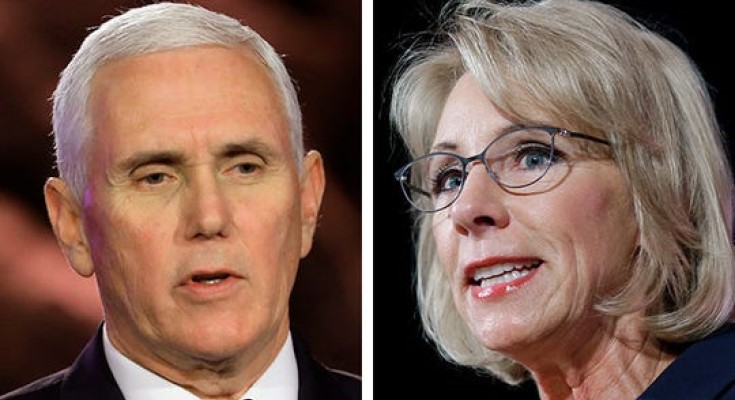 Readout of Vice President Pence and Secretary DeVos' Conference Call with Education Stakeholders