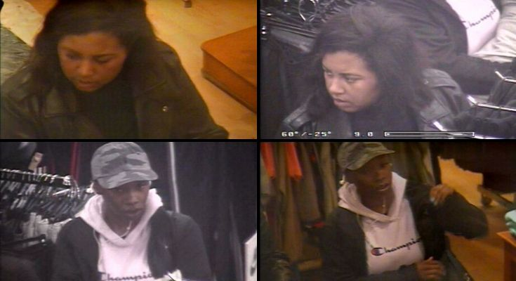 West Whiteland Police Seek Unidentified Shoplifting Suspects