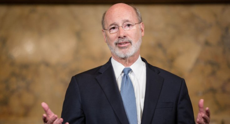 Governor Wolf Thanks Pennsylvanians for Sacrifices During the 2019 Novel Coronavirus Pandemic