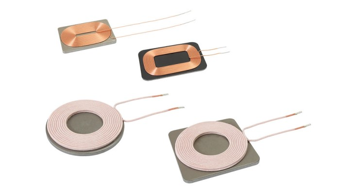 New Vishay Intertechnology Wireless Charging Coils Offer Direct Replacements for EOL Devices