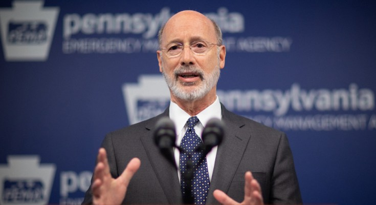 Gov. Wolf Unveils Plan for Pennsylvania's COVID-19 Recovery