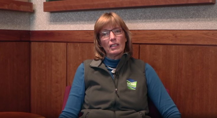 Pennsylvania Department of Conservation and Natural Resources (DCNR) Secretary Cindy Adams Dunn