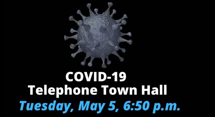 Dinniman to Hold Telephone Town Hall on COVID-19 Tuesday