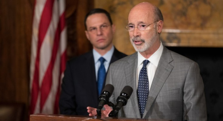 Gov. Wolf, Attorney General Shapiro Announce Protections from Foreclosures and Evictions Through July 10