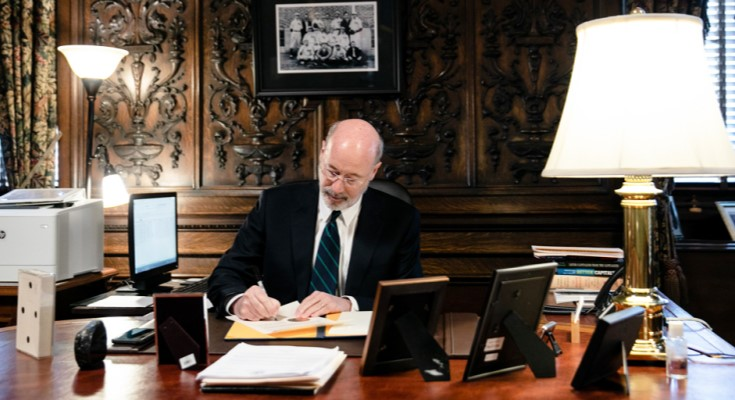 Gov. Wolf Signs Child Marriage Ban, Psychology Compact Bills