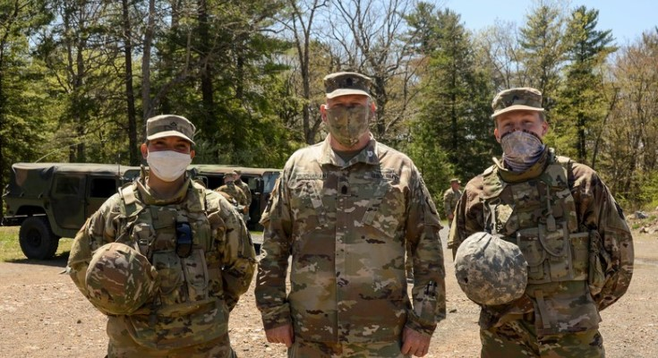 PA National Guard Working to Protect Veterans from COVID-19