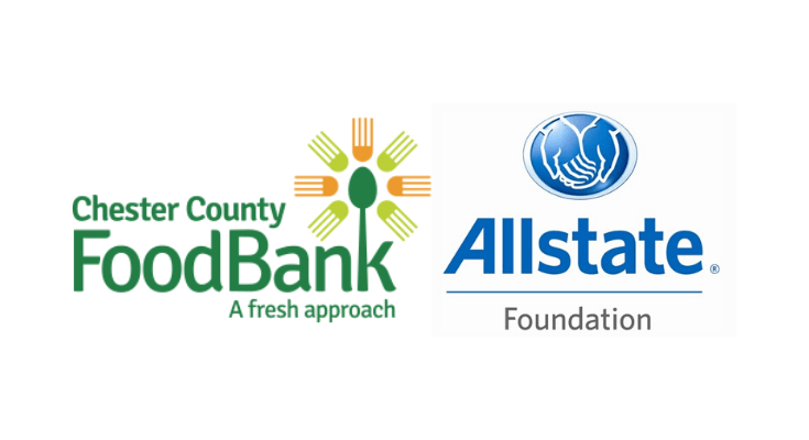 Allstate Agency Owners Earn $20,000 Grant for the Chester County Food Bank