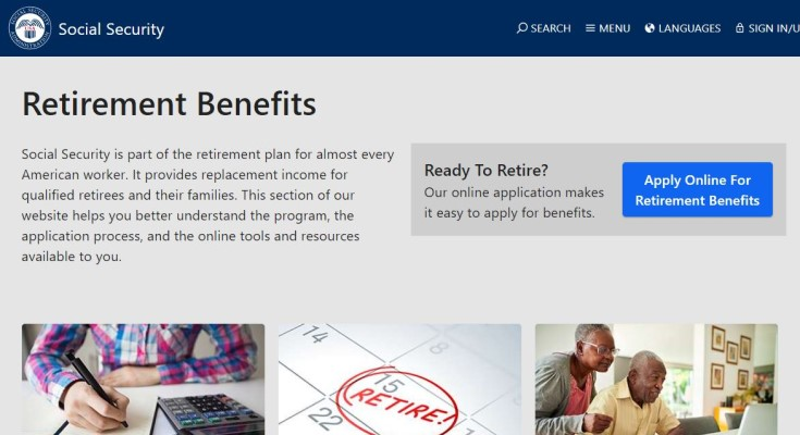 Social Security Unveils Redesigned Retirement Benefits Portal at SocialSecurity.gov