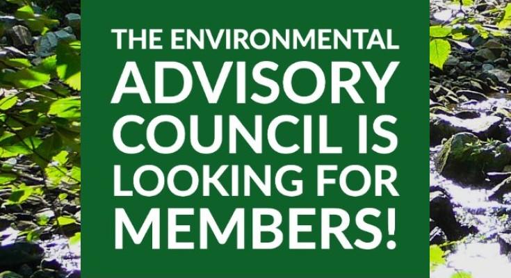 Uwchlan Township Environmental Advisory Council Is Seeking New Members