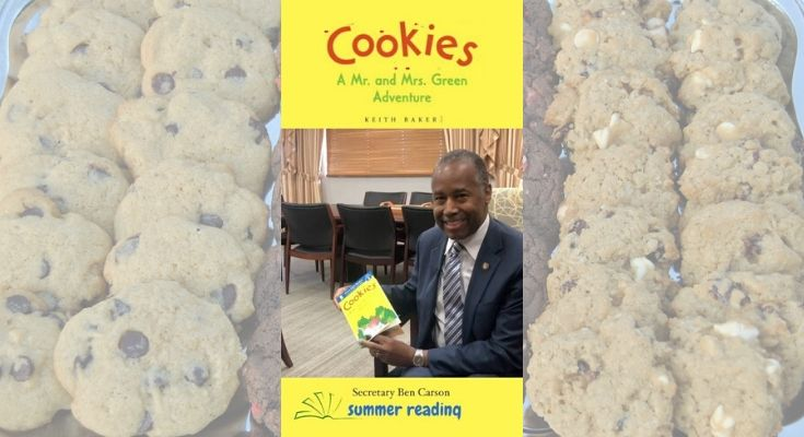 Secretary Carson Launches Virtual Summer Reading Series During Visit to EnVision Center